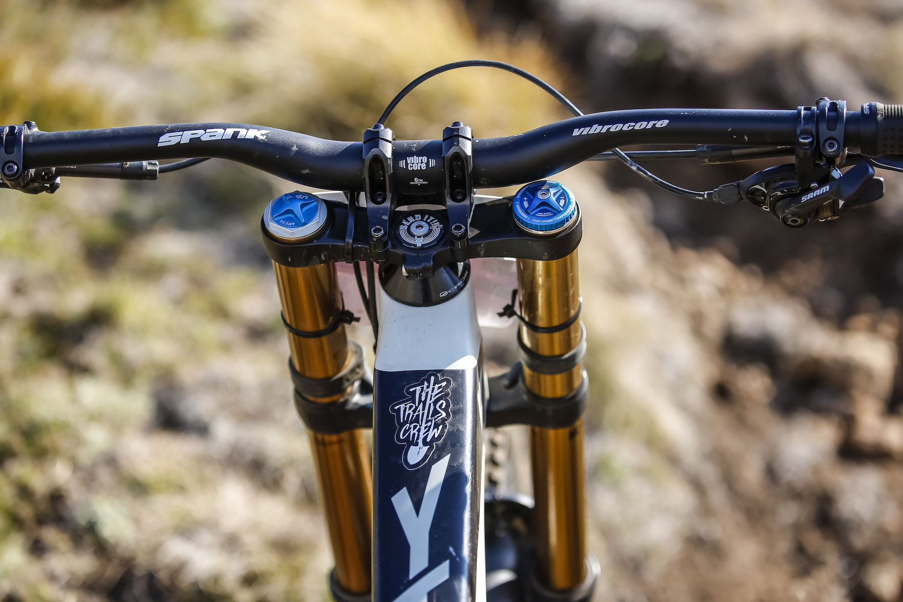 Theo Erlangsen talks Downhill MTB and defending his South African title