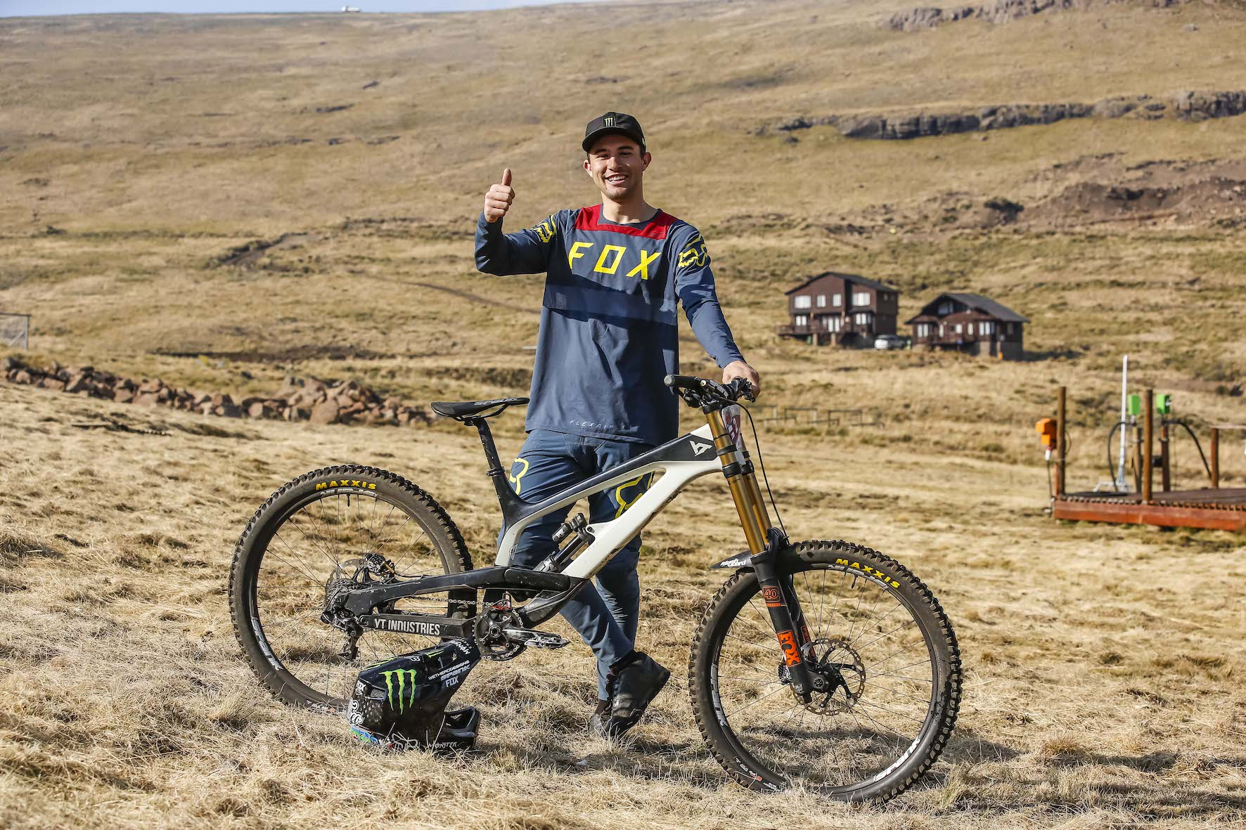 Interview with the 2019 South African Downhill MTB Champion, Theo Erlangsen
