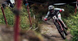 Highlights video and results from the 2019 Downhill MTB World Cup from Fort William in Scotland
