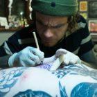 We talk the tattoo industry with Tarzan