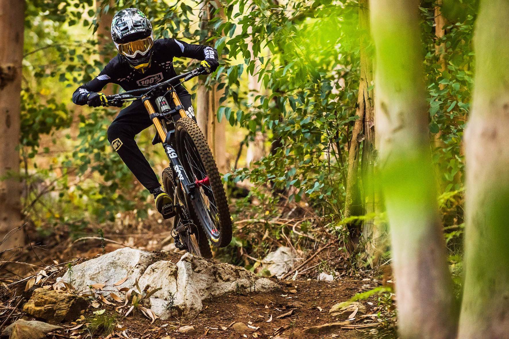 Downhill MTBer, Ike Klaassen joins the Monster Army Family