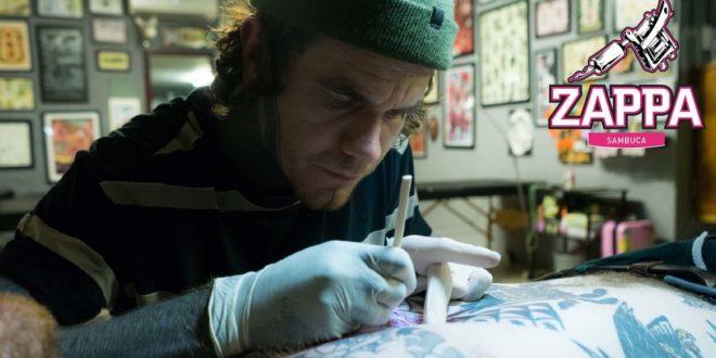 Tattoo Artist Tarzan
