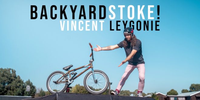 Backyard Stoke – Vincent Leygonie