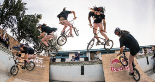 Highlights Video, Photo Gallery, Review and Results from The Waffle Jam 2019 BMX contest that took place in a repurposed swimming pool in Cape Town.