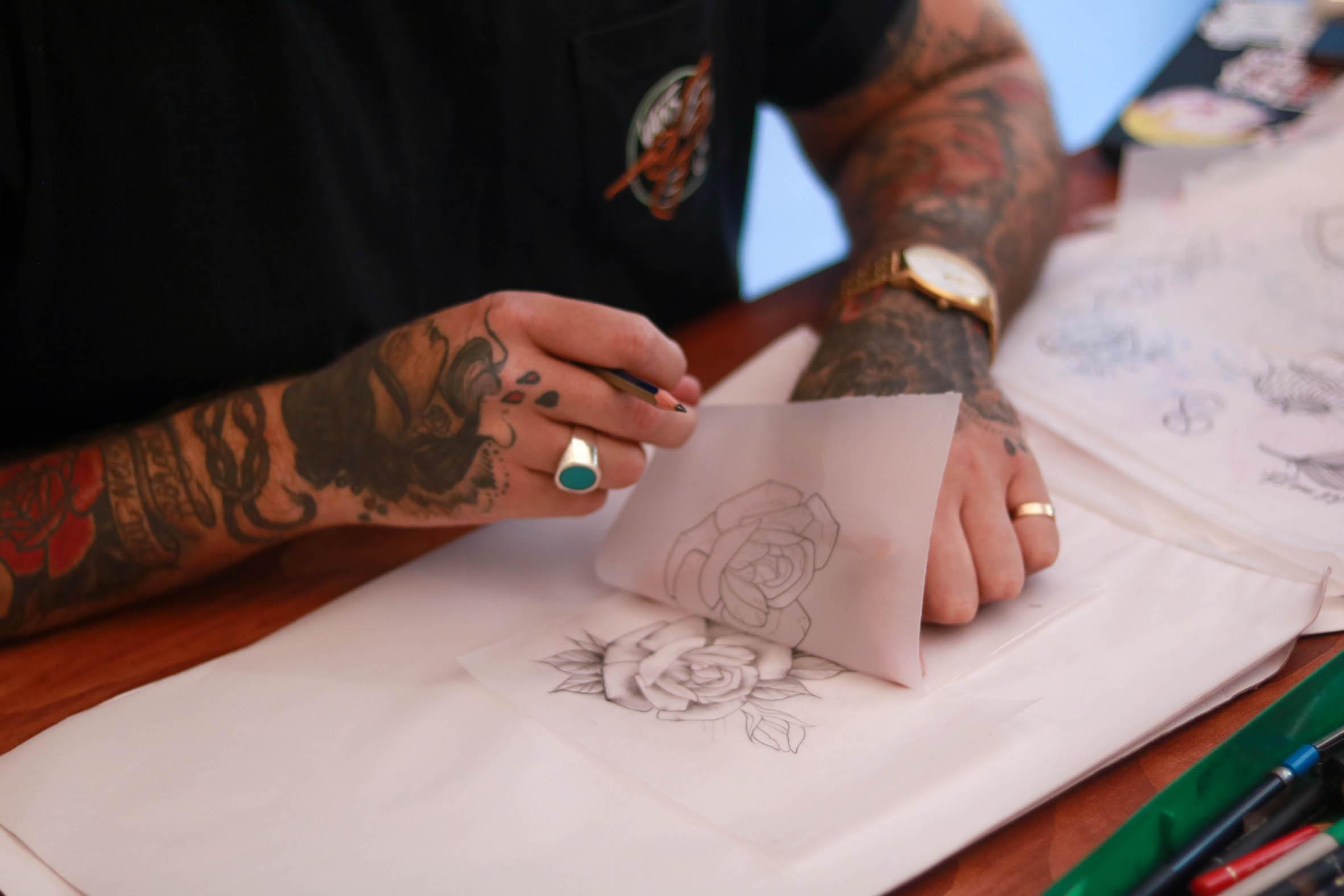 Interview with Tattoo Artist, Mason Murdey