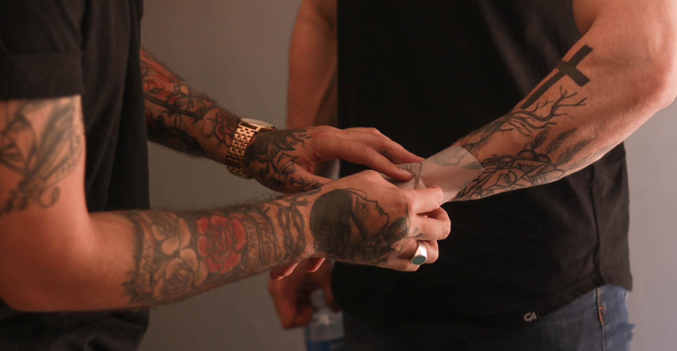Meet our featured tattoo artist of the week, Mason Murdey
