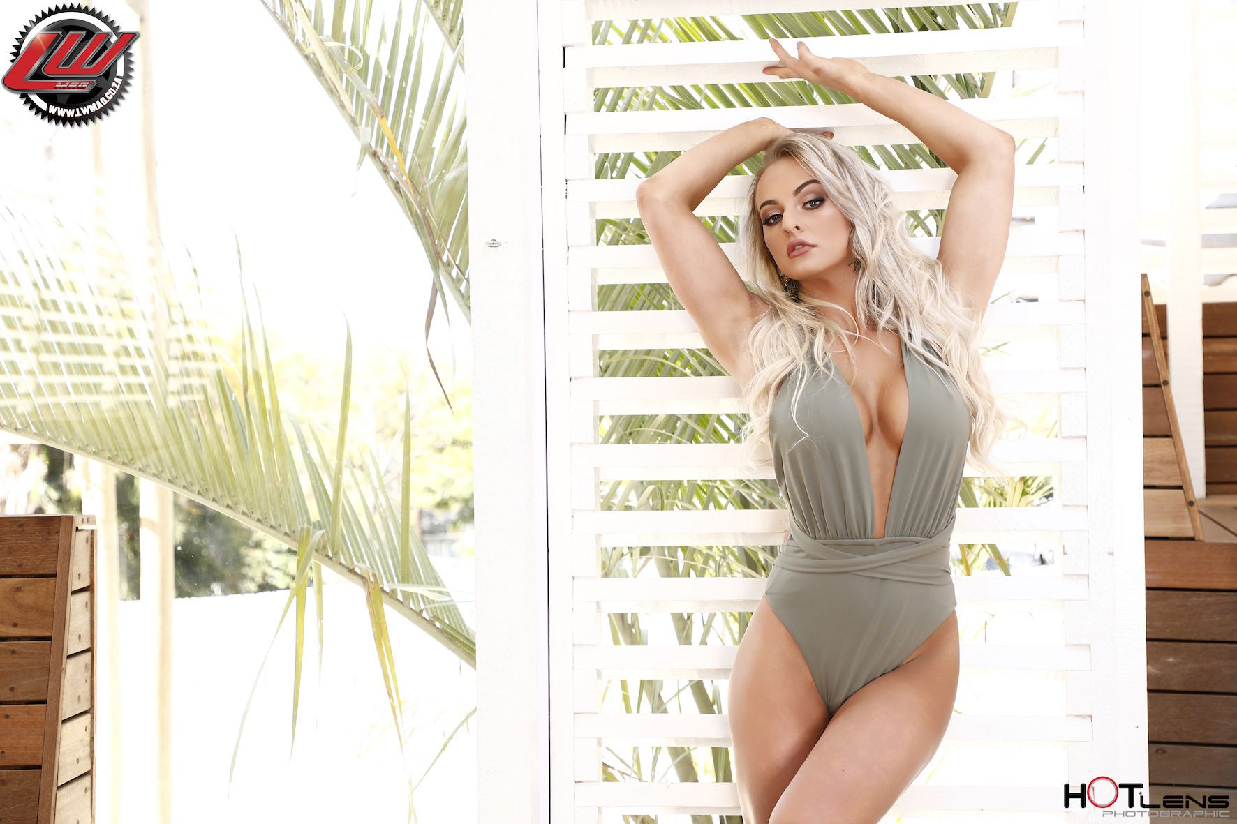 Our South African Babes feature with Lizandi Blignault
