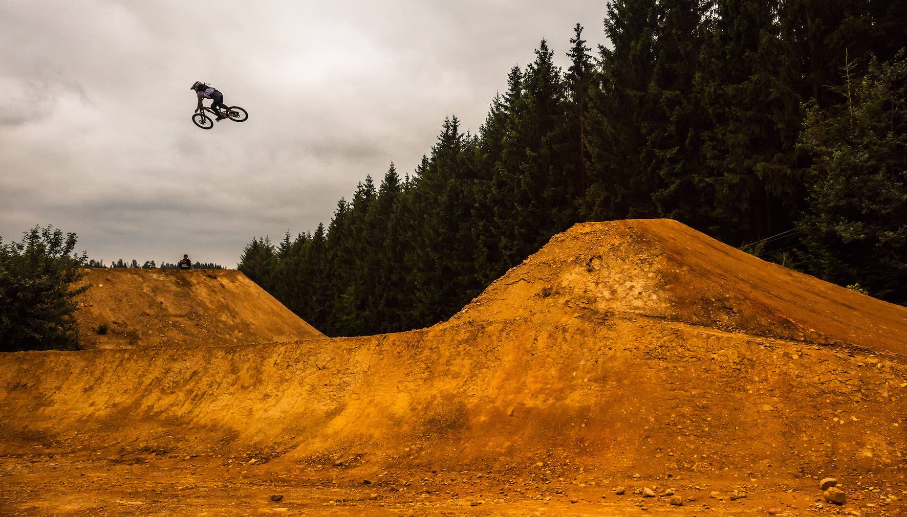 Freeride MTB action at its best at the 2019 Loosefest XL event