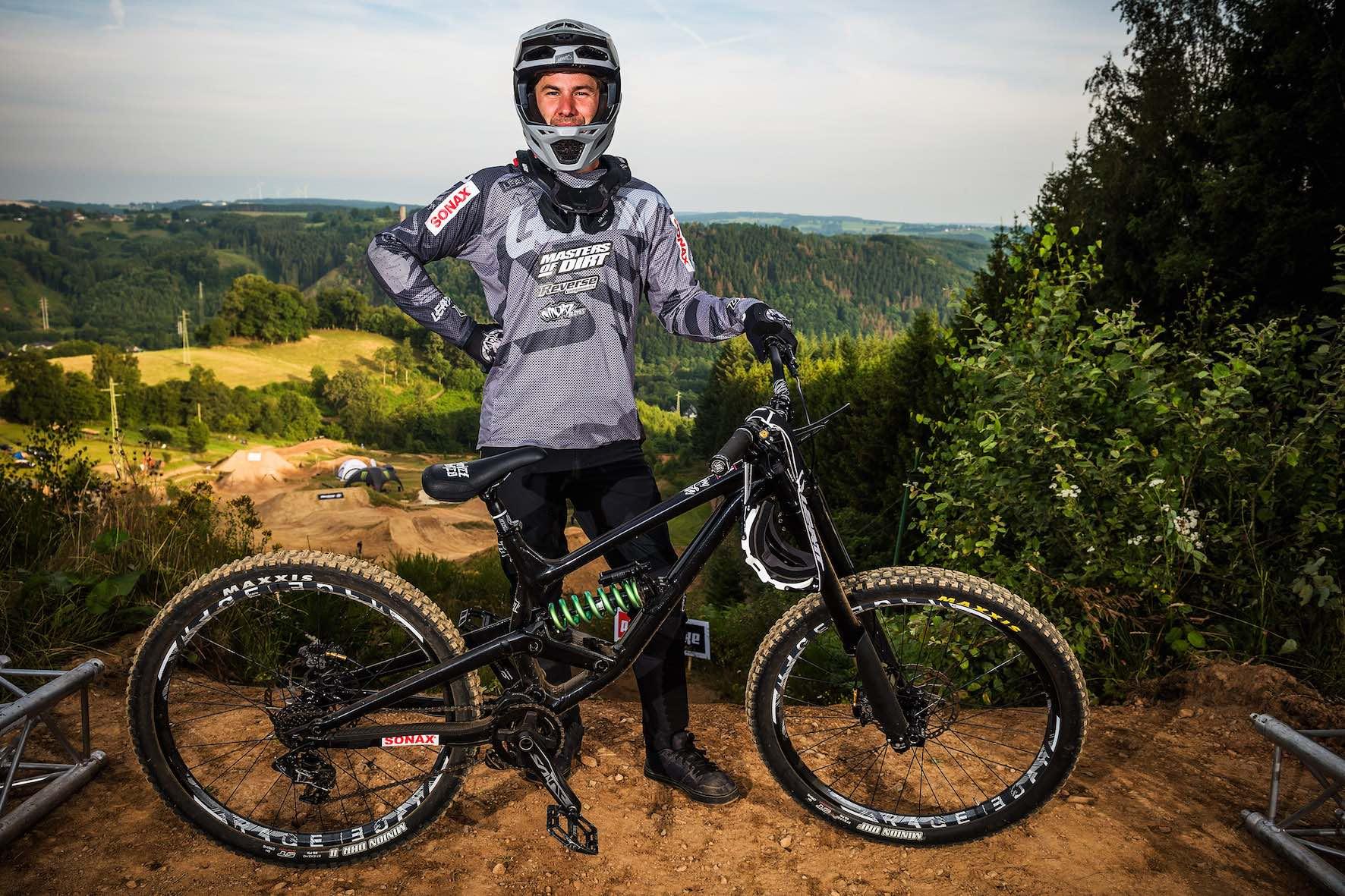 Bikes of Loosefest XL 2019 - Clemens Kaudela on Merida