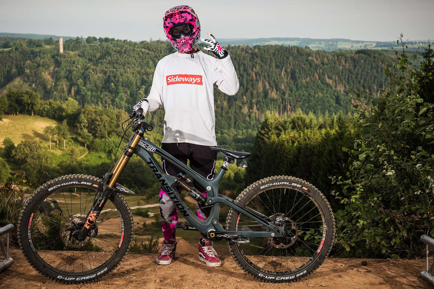 Bikes of Loosefest XL 2019 - Kaos Seagrave on Transition