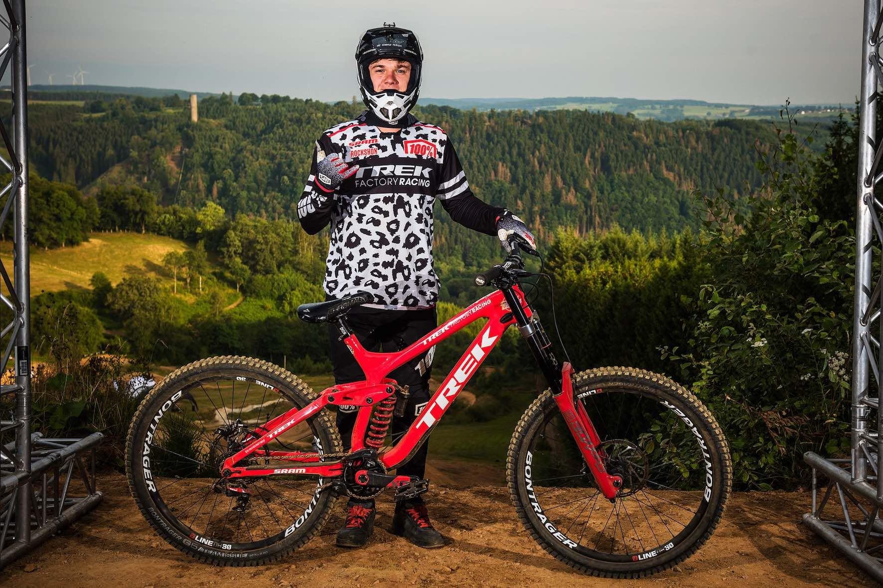 Bikes of Loosefest XL 2019 - Kade Edwards on Trek