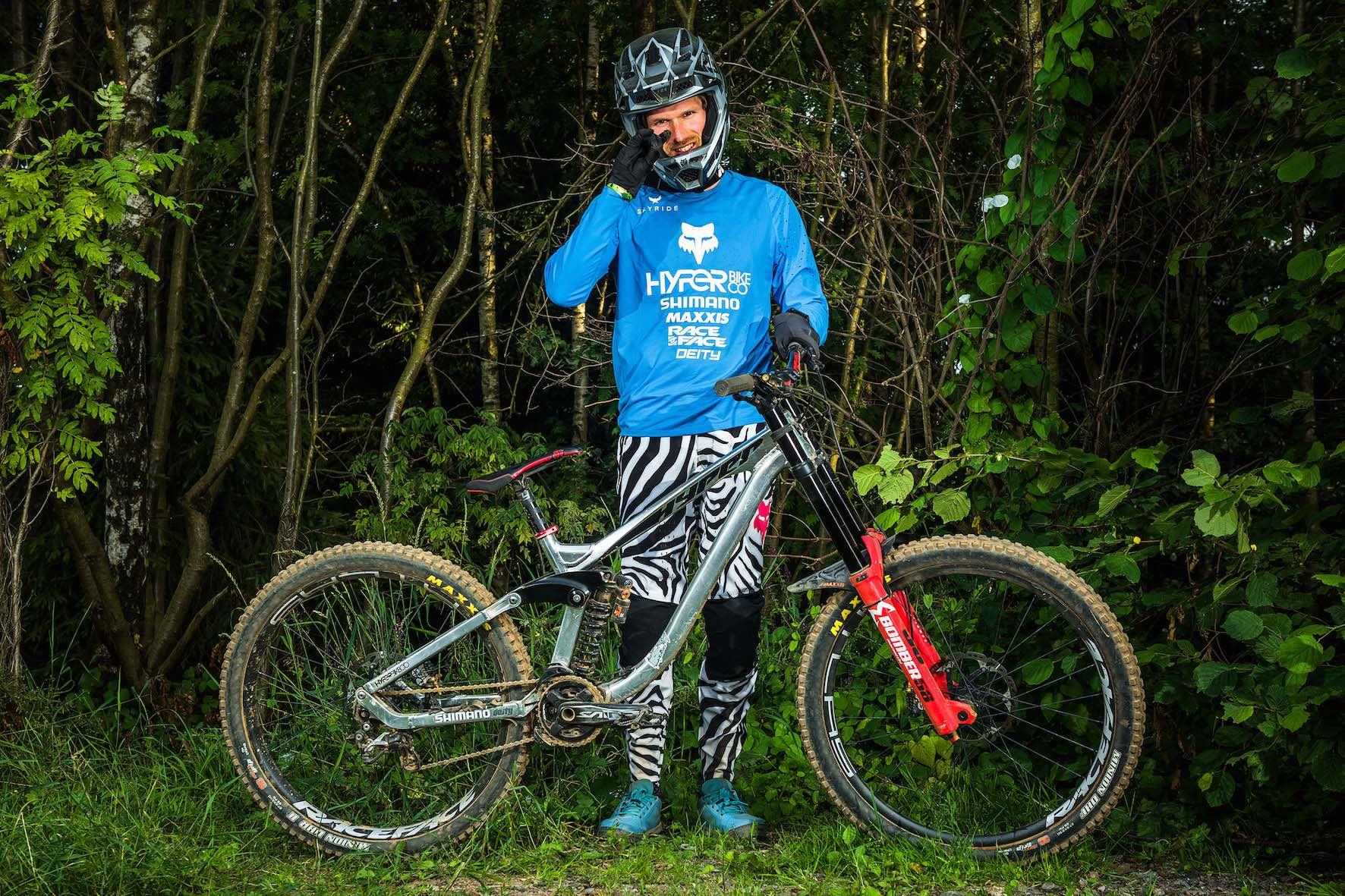 Bikes of Loosefest XL - Bas van Steenbergen on Hyper