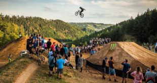 Witness some of the world's best Freeride MTB riders let loose on some of the world's biggest jumps. Loosefest XL was next level, with all thanks going to Nico Vink for creating an insanely bigger and better course.