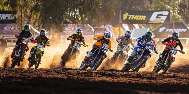 2019 SA Motocross Nationals Dirt Bronco Race Report