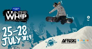 Details for the 2019 #UltimateEarsWinterWhip Snowboard and Ski Festival