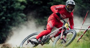 Watch the 2019 Downhill MTB World Cup Les Gets Podium Winning Runs