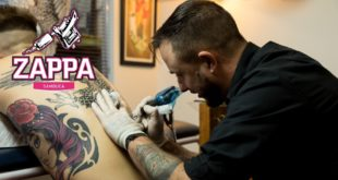 We present to you, the man himself, Tyler B. Murphy as our featured Tattoo Artist. Get to know more about one of Cape Town's finest as he talks about his 18 year span within the industry.