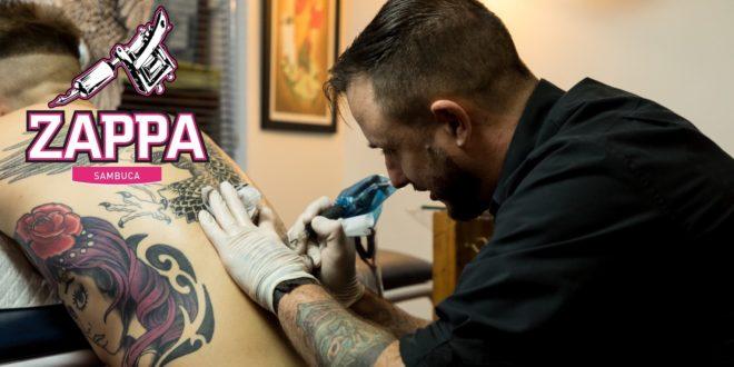 Tattoo Artist Tyler B. Murphy