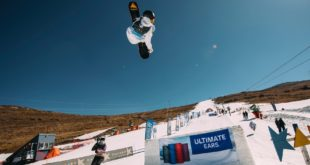 Southern Africa's premier snow sports event, the Ultimate Ears Winter Whip Snowboard and Ski Festival, takes to the Afriski Mountain Resort slopes for its sixth year. .