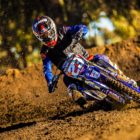 Anthony Raynard racing Round 4 of the 2019 SA Motocross Nationals at Dirt Bronco