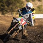 Kayla Raaff racing Round 4 of the 2019 SA Motocross Nationals at Dirt Bronco
