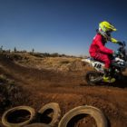 Neil van der Vyver acing Round 4 of the 2019 SA Motocross Nationals at Dirt Bronco