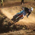 Kerim Fitz-Gerald racing Round 4 of the 2019 SA Motocross Nationals at Dirt Bronco