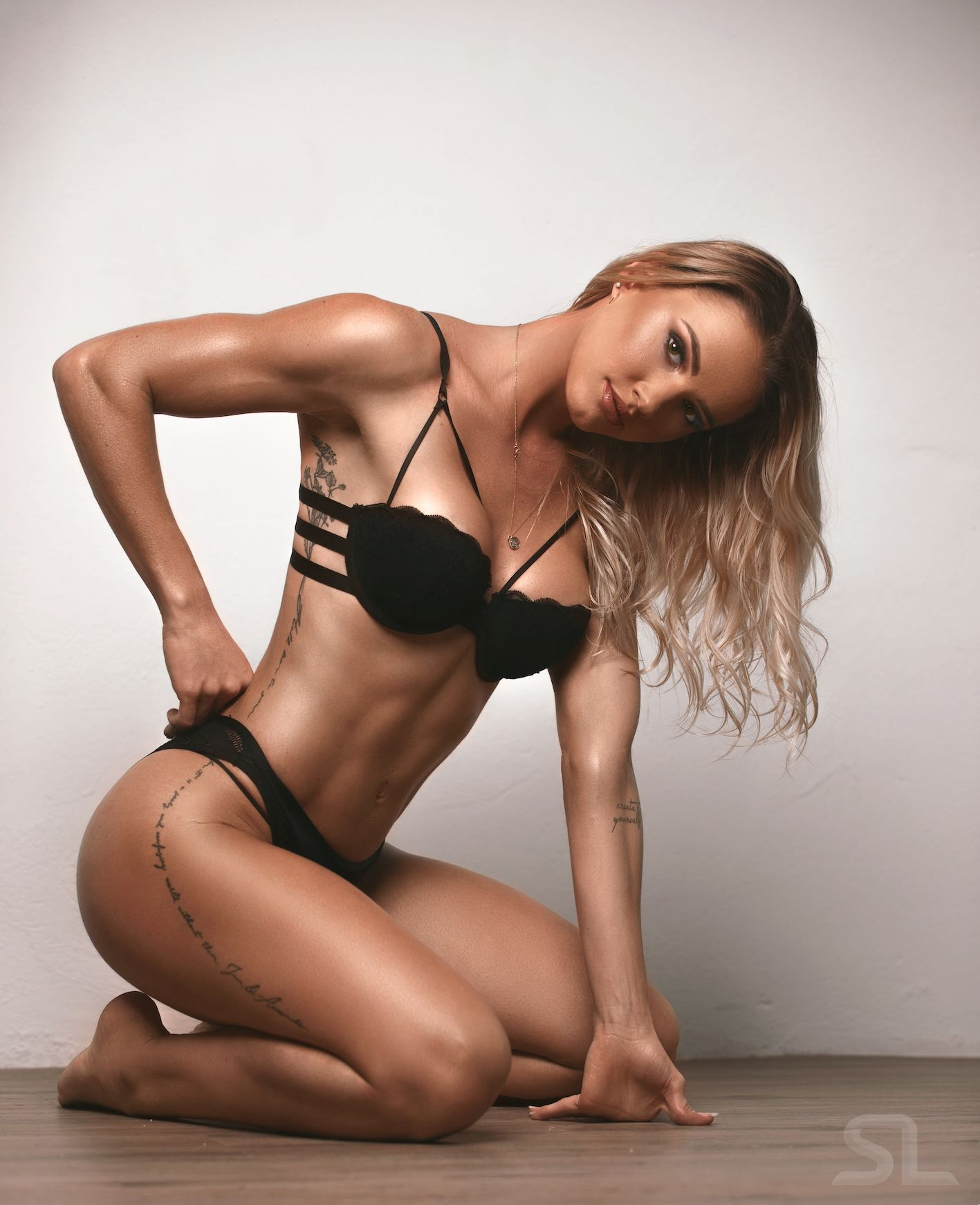 Our South African Babes feature with AliciaBrink