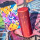 Meet the Ultimate Ears MEGABOOM 3 portable wireless Bluetooth speaker