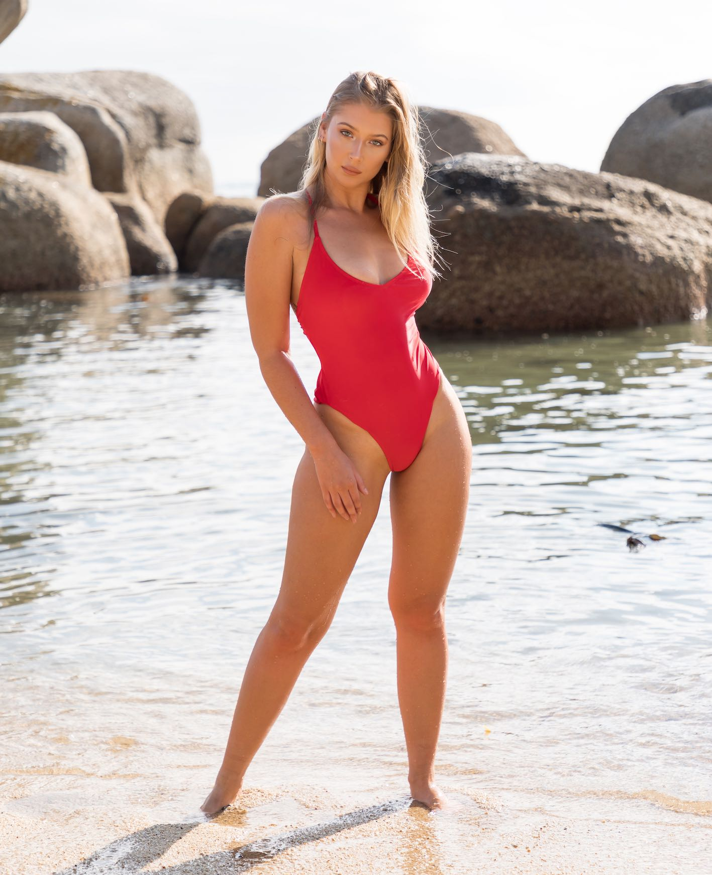 Our South African Babes feature with Amber Brits