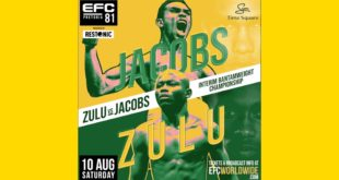 Details and full fight card for EFC 81