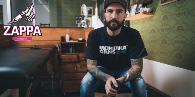 Tattoo Artist Ronald Jacobs
