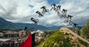 The 2019 Red Bull Joyride closed off the Slopestyle MTB season at Crankworx Whistler with Emil Johansson producing a sensational first run to deny home hero, Brett Rheeder the Triple Crown of Slopestyle.