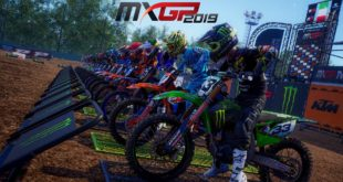 Our game review on the MXGP 2019 motocross videogame