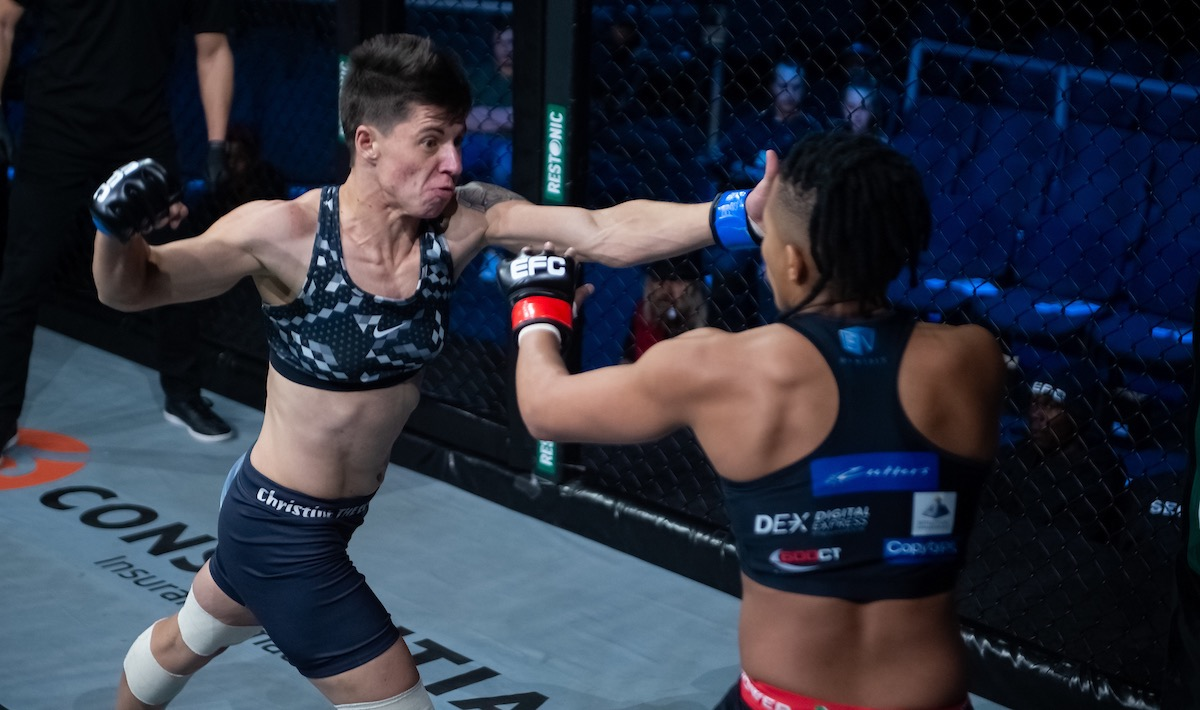 MMA action at its best at EFC 81