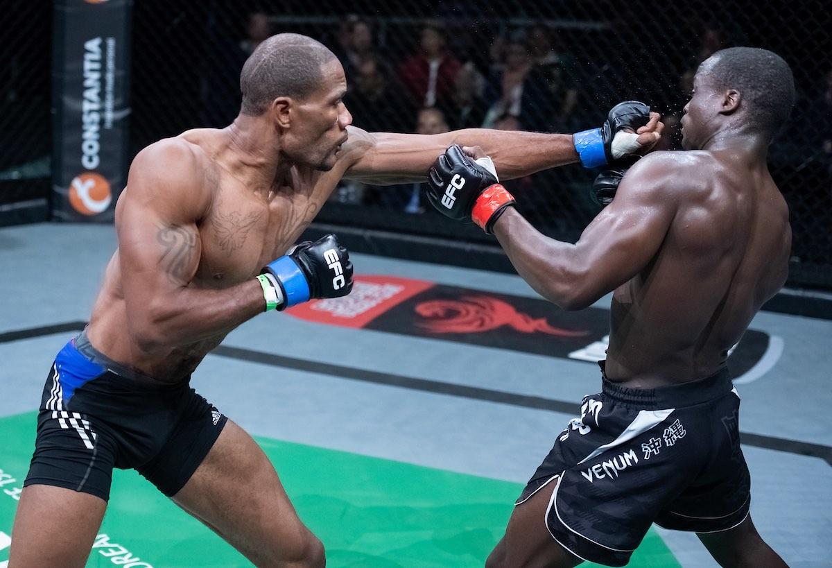 Mixed Martial Arts action at its best at EFC 81