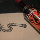 Tattoo designs with Rebecca Claxton