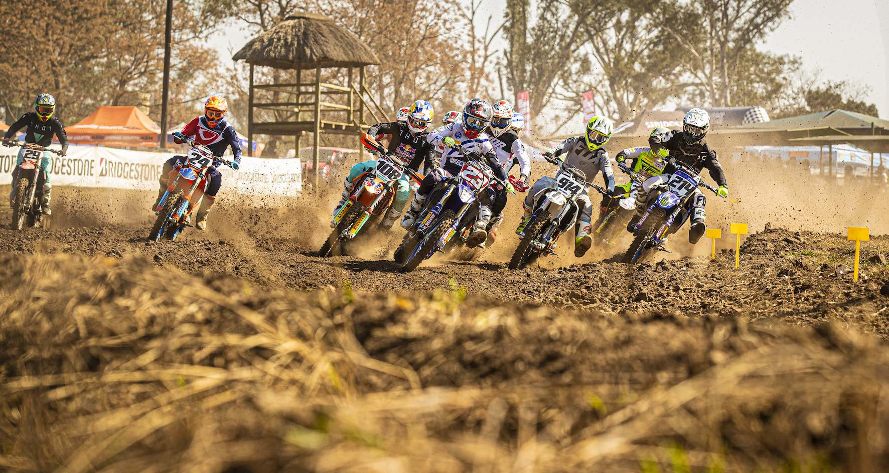 Race Report and Results from Round 5 of the 2019 TRP Distributors South African National Motocross Championship from the PMB MX Club in Pietermaritzburg.