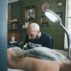 Interview with tattoo artist, Ronald Jacobs
