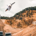 Sam Reynolds sending at the 2019 edition of The Audi Nines