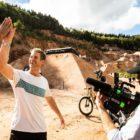 Audi Nines 2019 interview with Slopestyle MTB rider, Sam Pilgrim