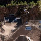 Audi Nines interview with Slopestyle Mountain Bike rider, Emil Johansson