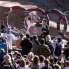 Best Trick Hardtail podium from Audi Nines 2019