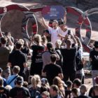 Best Slopestyle Line podium from Audi Nines 2019