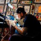 Nic Lewis of Trade Mark Tattoos