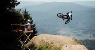 Watch the podium winning runs from the 2019 Downhill MTB World Cup in Snowshoe