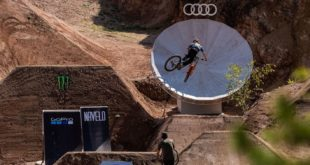 A week of awe-inducing Freeride and Slopestyle MTB action is currently underway at The Audi Nines. It's time for a first look at this groundbreaking venue with the GoPro Course Previews