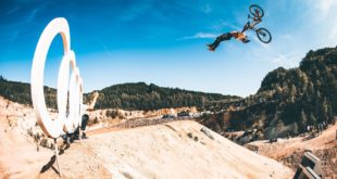 28 of the world's best Freeride and Slopestyle MTB riders from 11 nations took part in the 2019 edition of The Audi Nines