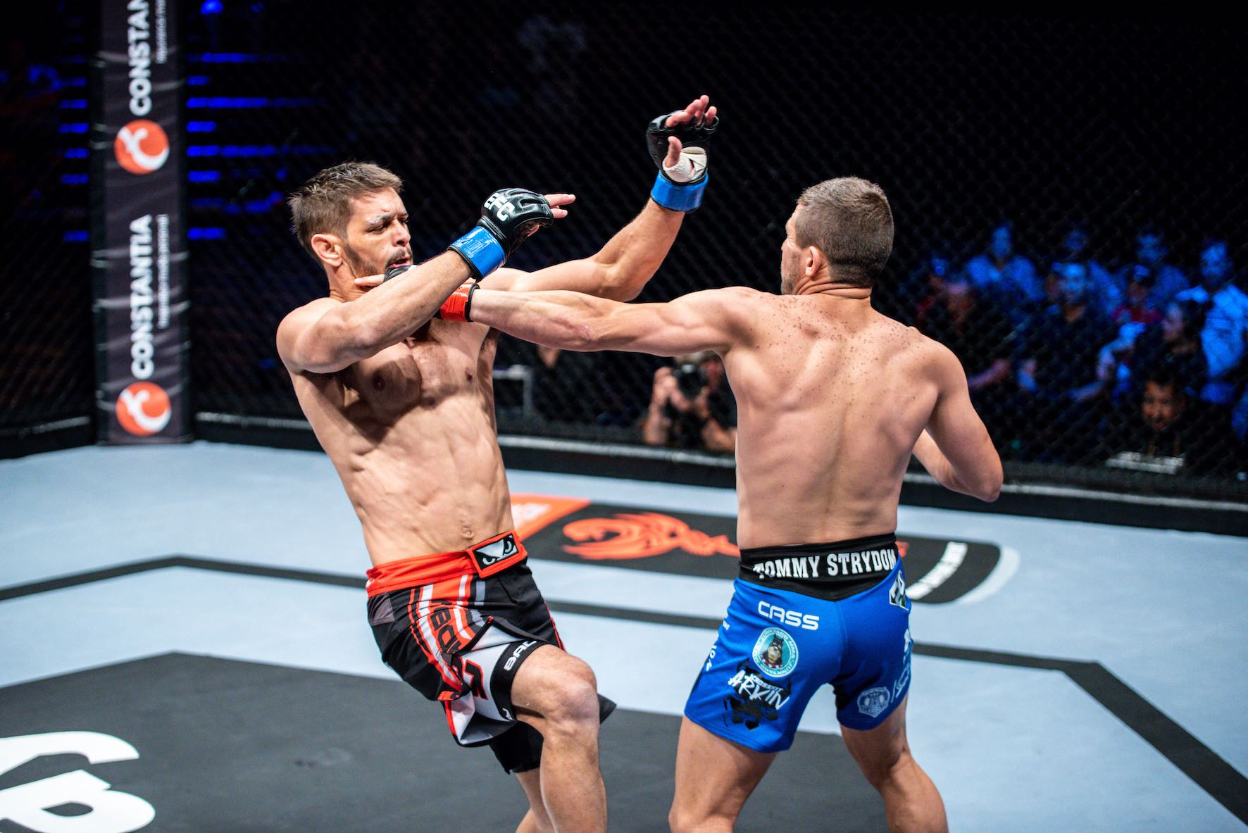 Get the results from all 10 Mixed Martial Arts fights from EFC 82