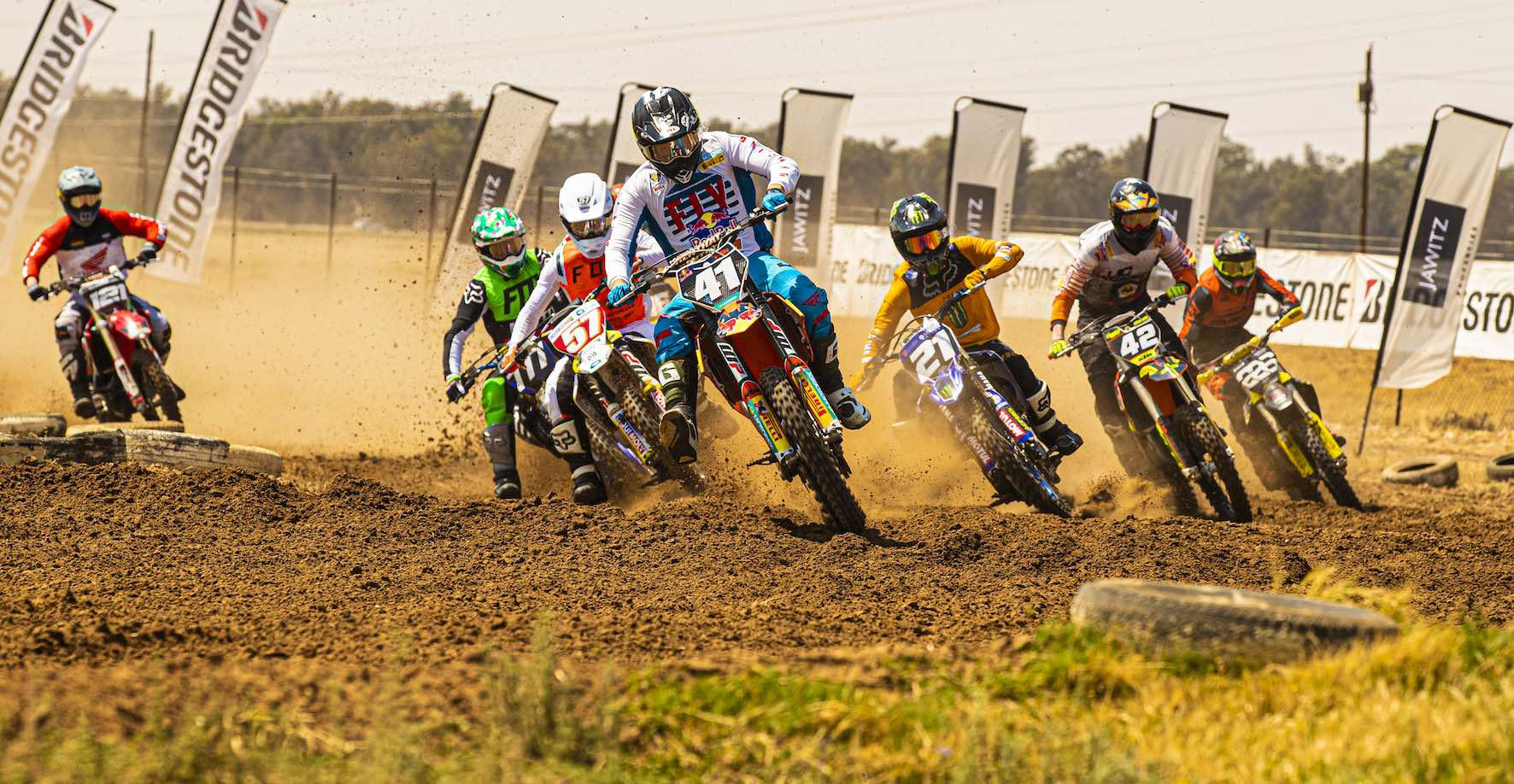 Race report from penultimate round of the 2019 TRP Distributors South African National Motocross Championship